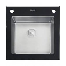 Мойка из керамического стекла TOLERO ceramic-glass TG-500