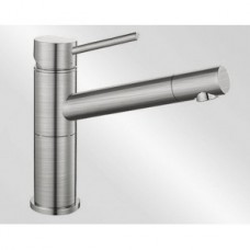 Смеситель для кухни BLANCO ALTA Compact нержавеющая сталь полированная