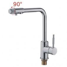 Смеситель для кухни под фильтр Accoona A5179-3